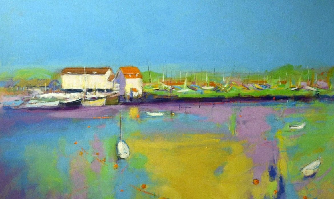 Christopher Humphries Woodbridge Crew 960 70x50 Cm