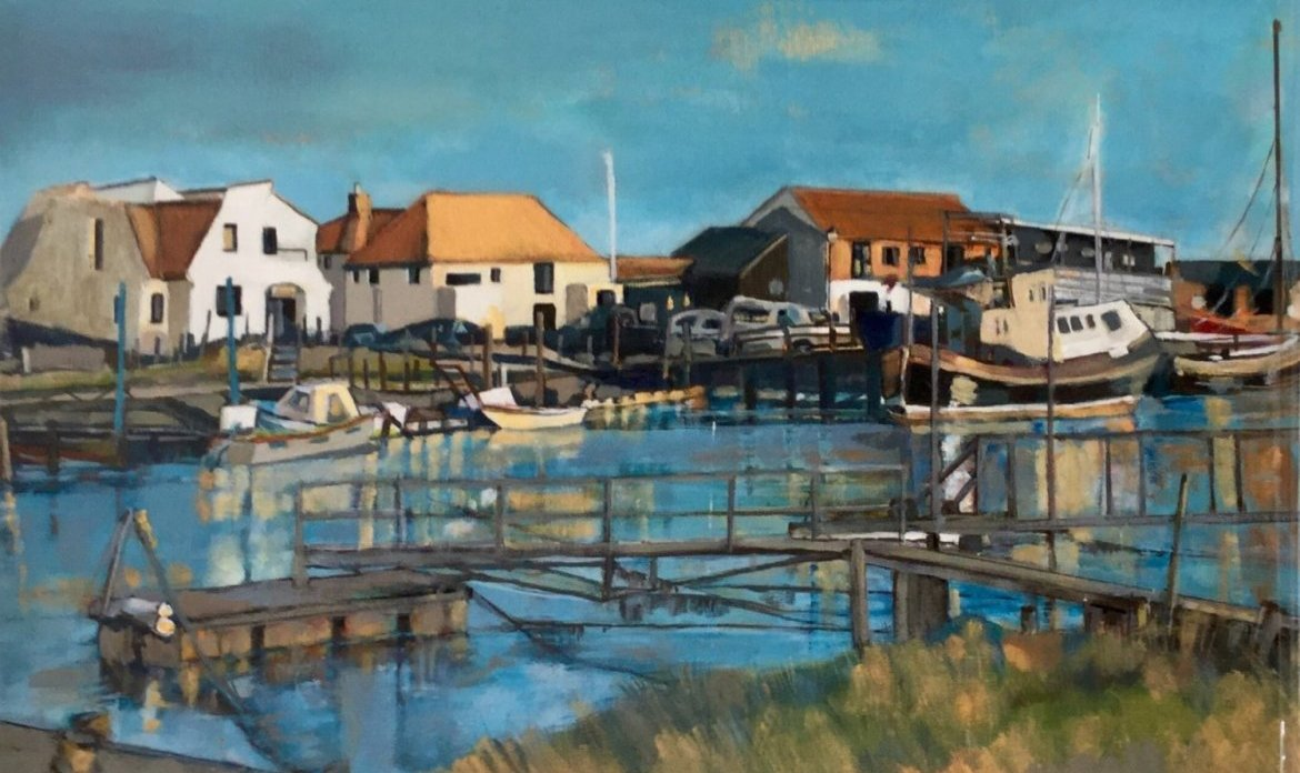 Harbour Inn From Walberswick