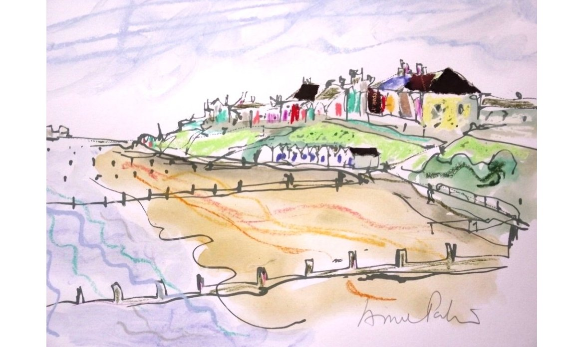 Southwold View From The Pier 24x18 240