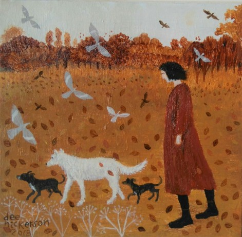 Dee Nickerson Exhibition Sell out Success